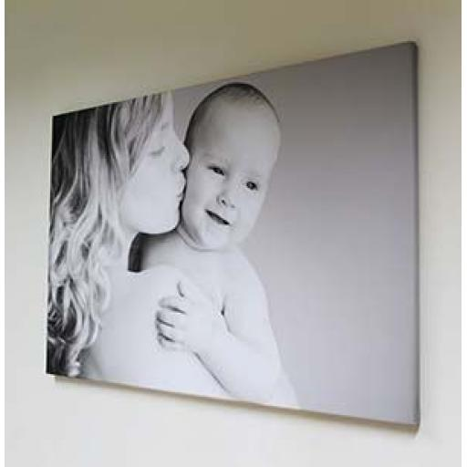 Personalised PHOTO/PICTURE Canvas Print