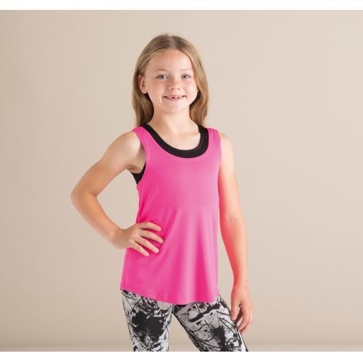 Kids Fashion Workout Vest