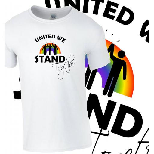 United We Stand Together T-Shirt