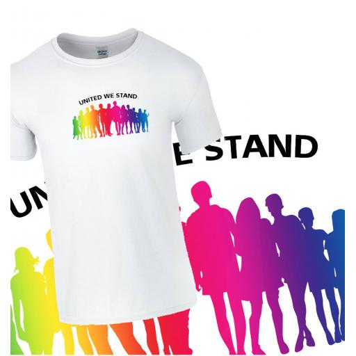 United We Stand B T-Shirt
